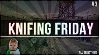 Knifing Friday - Aon Live Commetary #3 feat. Akti