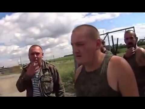 Бойцы 3й роты показали ужасные последствия обстрелов в районе Докучаевска