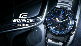 CASIO EDIFICE ERA-300 Promotion Movie English version
