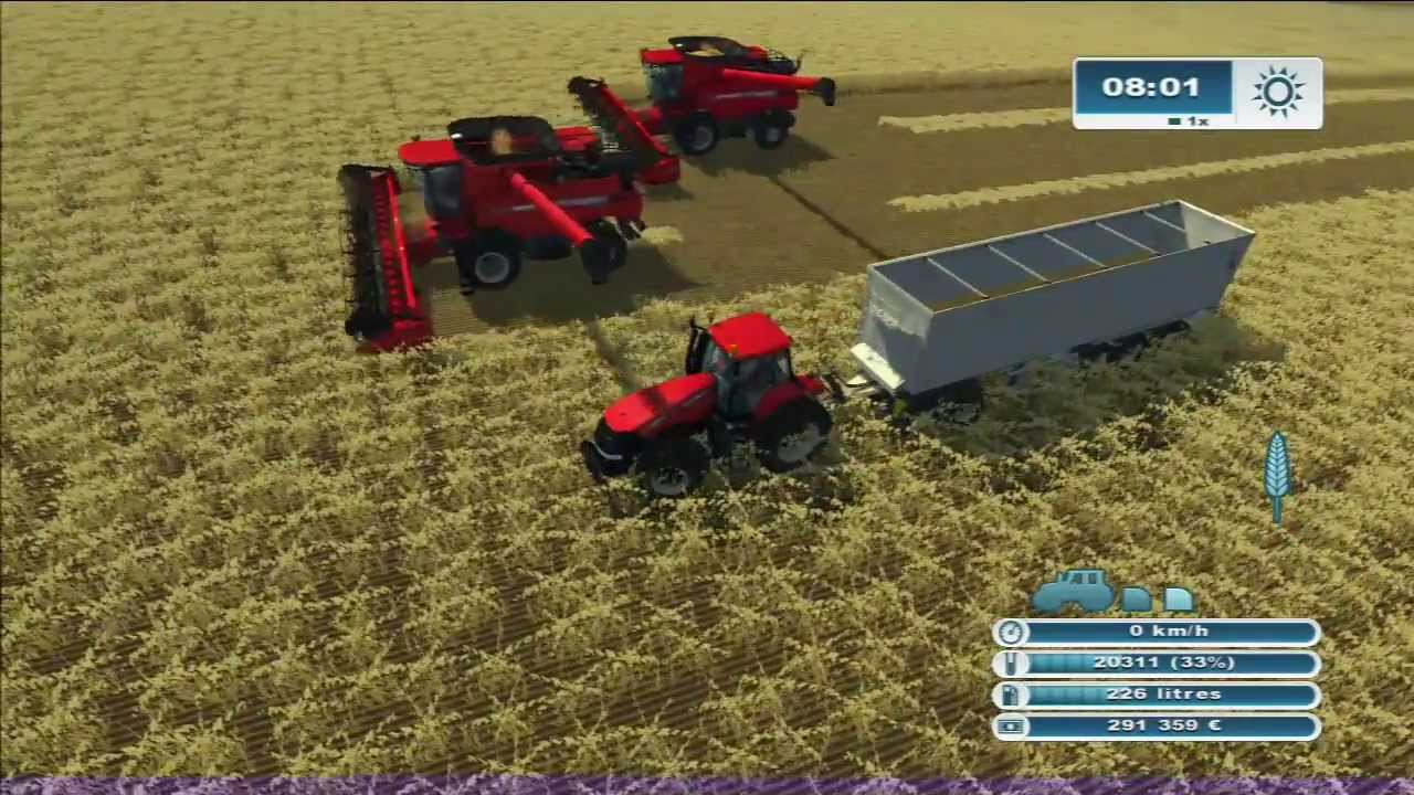 Machine a Betterave Farming Simulator 2013 Farming Simulator 2013 Ps3