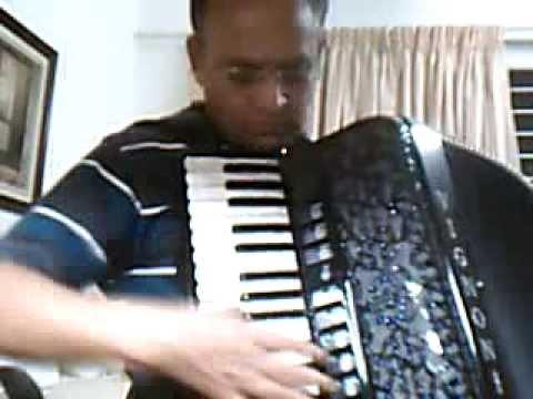 Accordion By G.s.nawathey Tera Mera Pyar Amar  On.... Film Asli Naqli video