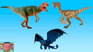 видео про майнкрафт динозаврами парк