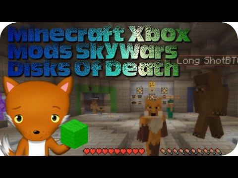 Minecraft Xbox Mods SkyWars - Disks Of Death