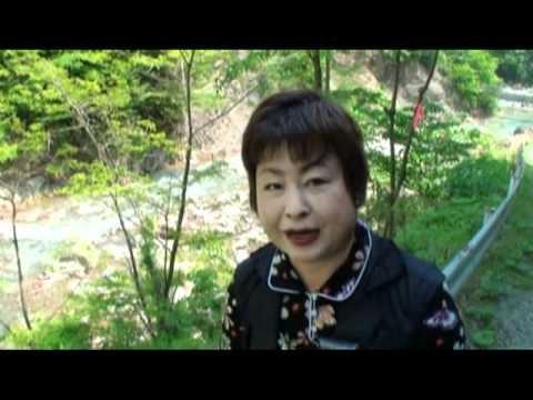 観山荘女将さんと土湯温泉源泉ツアー