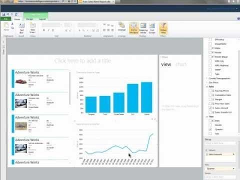 Power View Demo - SQL Server 2012 RC0