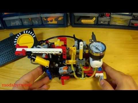 Lego Automatic Air Compressor