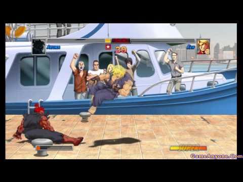 Super Street Fighter II Turbo: HD Remix Playthrough (Akuma Pt. 1/2)