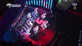 "GOT7 ""하지하지마(Stop stop it)"" & ""Girls Girls Girls"" Stage @ SBS 2014 Gayo Daejeon 2014.12.21"