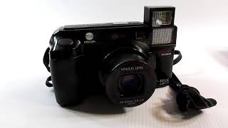 Minolta AF-TELE Super Film Camera TEST for Sale