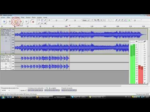 Tutorial 6 (Grabación de voz sobre pista importada).avi