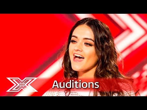 Emily Middlemas gives an audition masterclass | Auditions Week 1 | The X Factor UK 2016