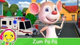 Zum Pa Pa - Cantece Pentru Copii