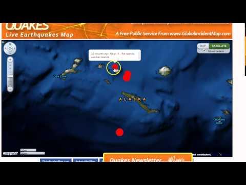 8.0 Earthquake Strikes Alaska!