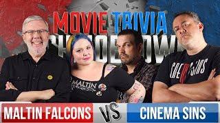 Maltin Falcons VS CinemaSins - Movie Trivia Schmoedown