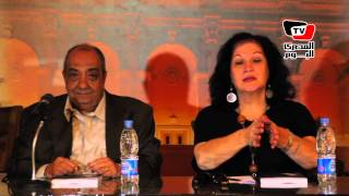 ندوة على هامش توقيع كتاب عن غسان عبد الخالق للمؤلف محمود الغيطاني