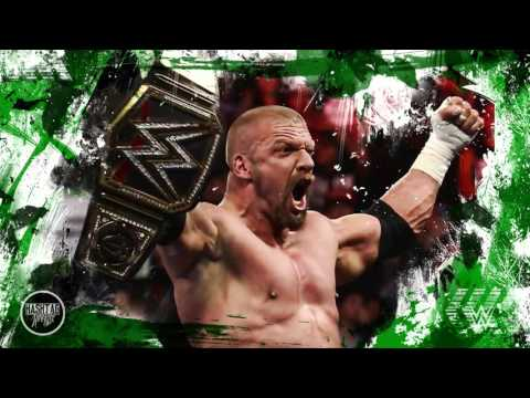 2016: Triple H 17th WWE Theme Song -