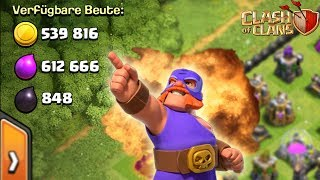 EL PRIMO IST EIN MONSTER! ☆ Clash of Clans ☆ CoC