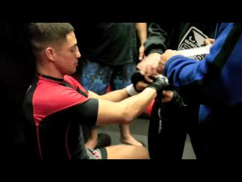 UFC 107 Diego Sanchez Vlog Video