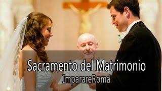 Sacramento del Matrimonio -R&C