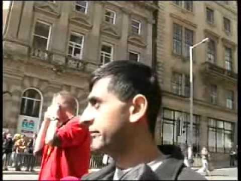 Abdul Sallam The EDLs Muslim Supporter