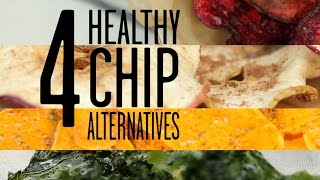 4 Healthy Chip Alternatives | MyRecipes