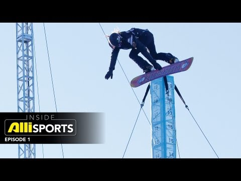 Inside AlliSports Episode 1 Action Sports News - Shaun White Kolohe Andino Kelly Slater & More