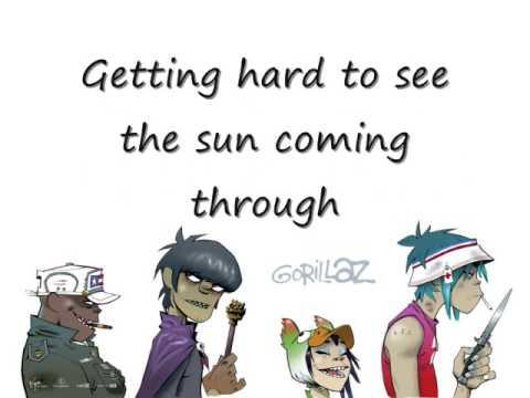 Gorillaz-Every Planet We Reach is Dead with Lyrics