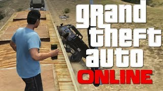 ASALTO AL TREN!! - GTA Online con Willy y Vegetta