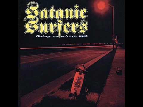 Satanic Surfers - Wishing You Were Here