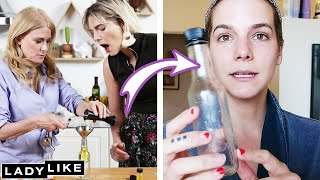 I Made My Own Skincare Products for a Month • Ladylike