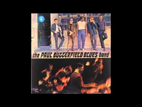 the Paul Butterfield blues band blues with a feeling