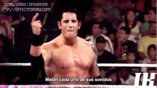 wade barret cancion subtitulada