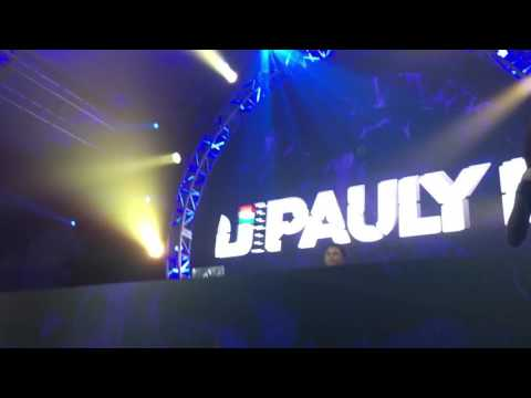 Dj pauly D New Years Eve party 2016