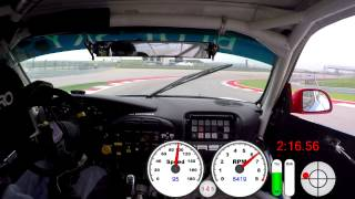 Circuit of the Americas (COTA) Onboard Porsche GT3R