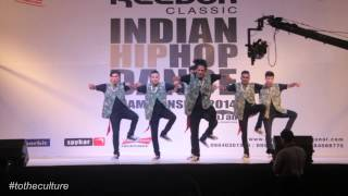 13.13 Crew 2nd Place | Indian Hip-Hop Dance Championship | HHI INDIA