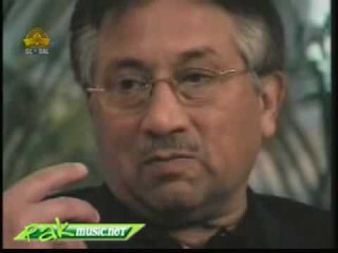 President Pervez Musharraf Family interview