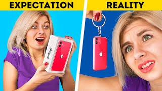 Expectations vs Reality / Funny Relatable Situations