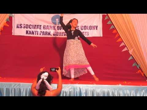 Anjali Lourembam - 15 Aug 2014-vasudeva Kutumbakam video