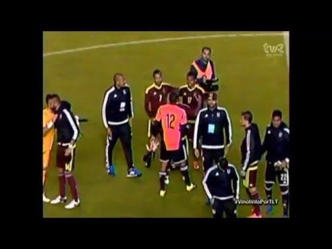 Lo mejor del segundo tiempo Galicia Vs. Venezuela 20/05/2016 Gol de Josef Martínez último minuto