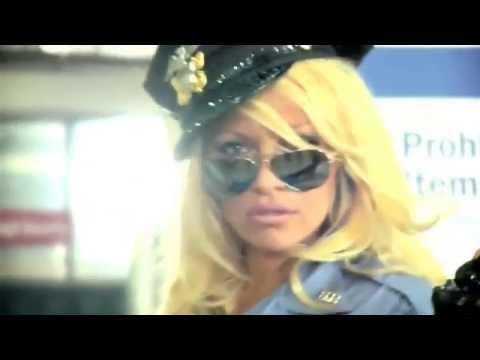 NINA HAGEN Pamela Anderson PETA commercial NOW BANNED