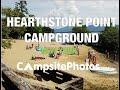 Hearthstone Point Campground, Adirondack Park, New York