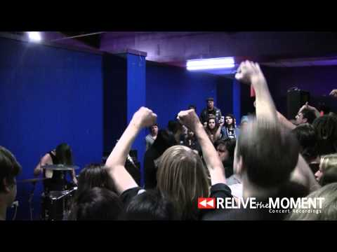 2012.12.08 Like Moths to Flames - Learn Your Place (Live in Palatine, IL)