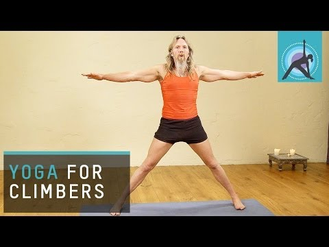 Yoga for Climbers with Andrew Wrenn