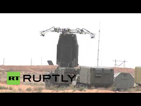 Russia: MIG-29s stage dogfight as Defence Minister Shoigu watches drills