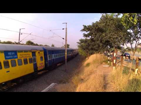 Final Departure: Andhra Pradesh Express!