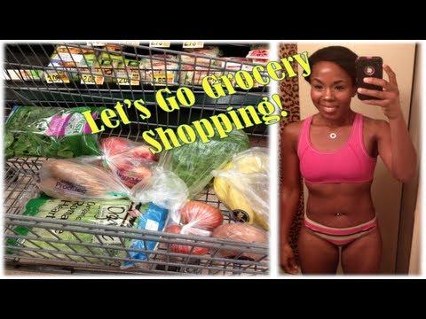 Healthy Grocery Shopping Trip ★Dr. BeautifuBrwnBabyDol Vlog★