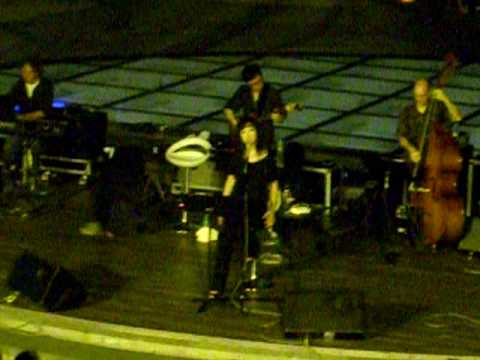 Hong Kong International Jazz Festival 2009(Youn Sun Nah Quartet feat.Eugene Pao) Part 04