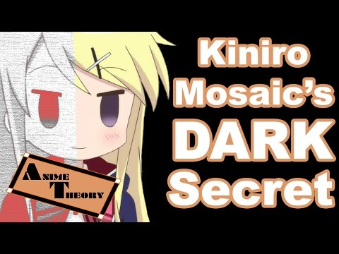 Anime Theory: Kiniro Mosaic's Dark Secret (Kiniro Mosaic Theory)