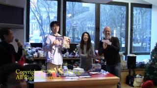 Kinokuniya Bookstore Holiday Anime & Manga Day: Kodansha Comics Launch Part 5
