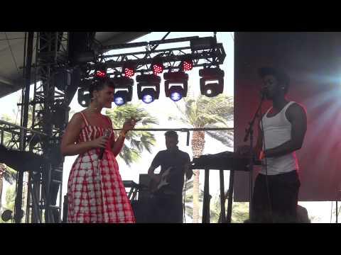 Jessie Ware - Valentine (Live at Coachella 2013) HD
